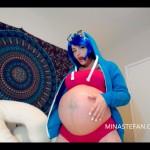 Femme enceinte sexy nue 59