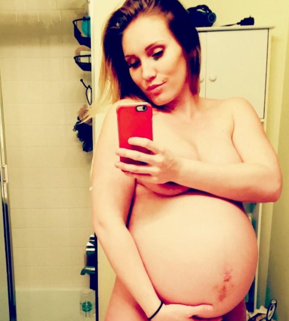 masturbation femme enceinte gros salope x