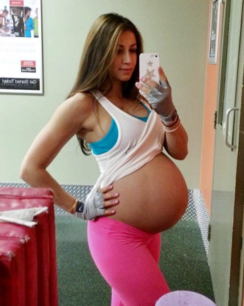 pussy salope femme enceinte gros seins